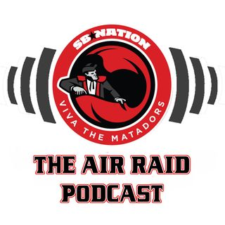 The Air Raid Podcast #127: Big 12 Tournament Edition - Texas