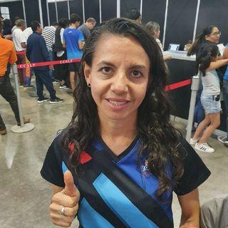 Misha Elena Ruiz correrá Maraton Tangamanga 2019