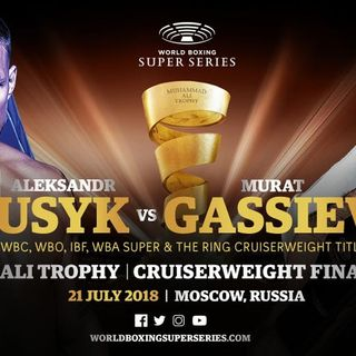 Inside Boxing Weekly: Usyk-Gassiev Preview, Plus is Pacquiao Back and More