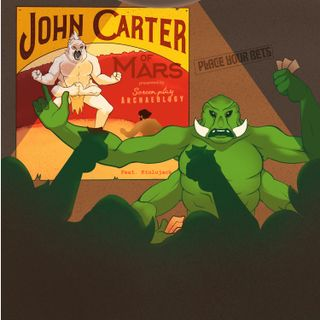 Episode 92: John Carter of Mars