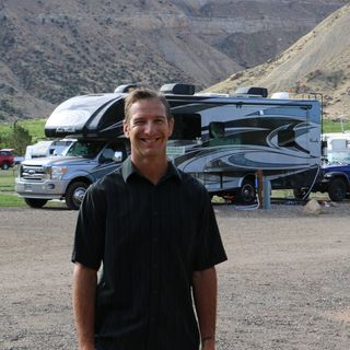 Palisade Basecamp RV Resort - Nic Pugliese on Big Blend Radio