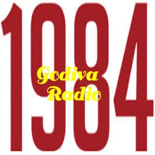 15th November 2018 playing Hits from 1984 on Godiva Radio for Coventry and the World.