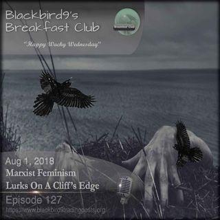 Marxist Feminism Lurks On A Cliff's Edge - Blackbird9 Podcast