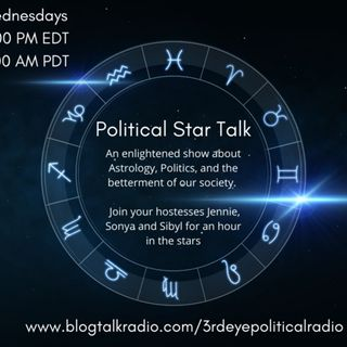 Political Star Talk - Libra New Moon and more