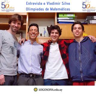 Entrevista a Vladimir Silva: Mención Honorífica en Olimpiadas de Matemáticas
