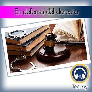 En defensa del derecho