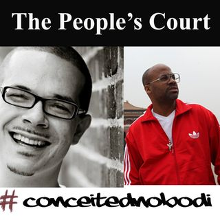 Shaun King and Dame Dash Peoples Court