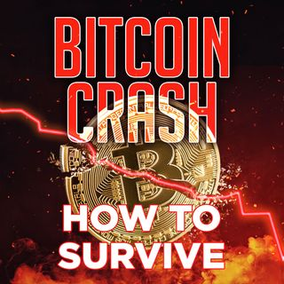 109. Bitcoin Crash Strategy | How To Survive 🔥
