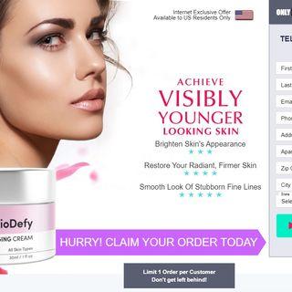 BioDefy Skincare Cream!