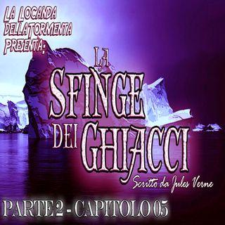 La sfinge dei ghiacci Parte 2 - capitolo 05