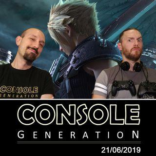 Anteprima Final Fantasy VII Remake - CG Live 21/06/2019