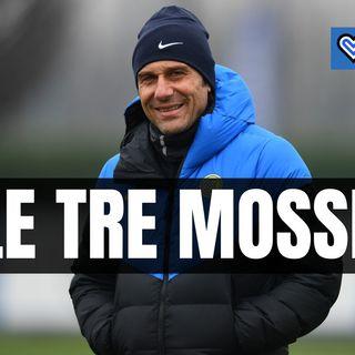 Le tre mosse di Conte che hanno rilanciato l'Inter per lo scudetto