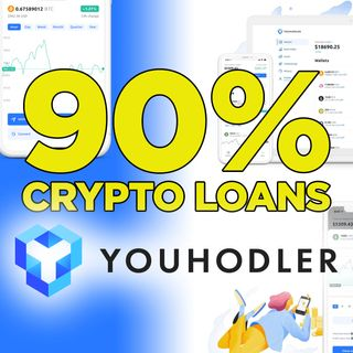 299. Crypto Loan Platforms To Watch | 90% Compared To Celsius + Nexo