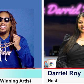 The Darriel Roy Show - Lil Jon Interview
