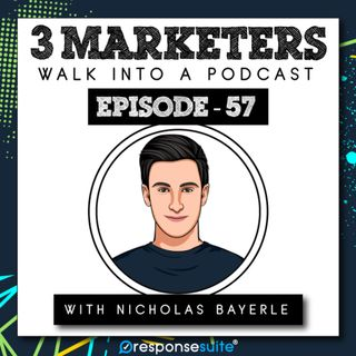 057: Leverage The Power Of Perceived Value [Nicholas Bayerle]