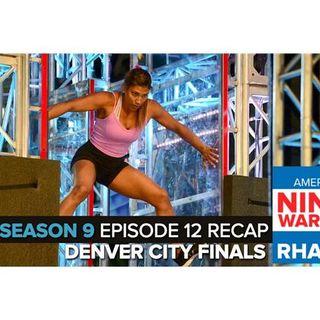 American Ninja Warrior 2017 | Denver City Finals with Meagan Martin