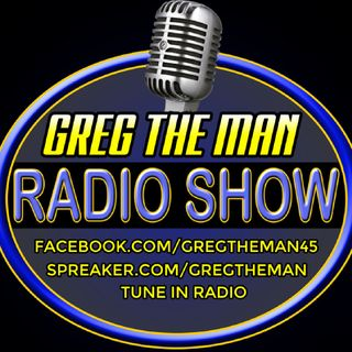 Episode 50 - Greg The Man Show