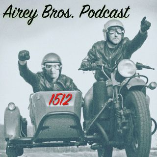 Airey Bros. Radio Episode 39 Mike Brancatelli
