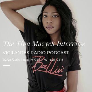 The Tina Mazyck Interview.