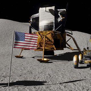 Entrou para a História - Missão espacial Apollo 15 - www.radiocabriola.net