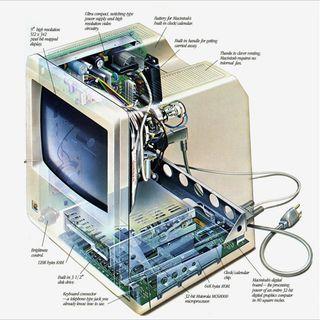 El cumpleaños del Macintosh. Jueves casual de tecnología.