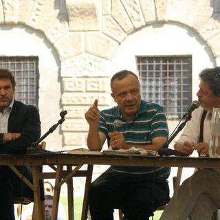"""Giovanni Impastato, Pino Casamassima e Lirio Abbate: """"Radio Aut, la radio di Peppino Impastato"""""""