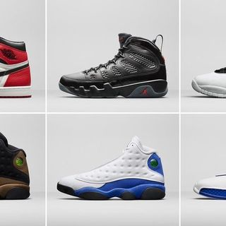 HOW DID YOU LIKE IT? JORDAN BRAND UNVEILS 2018 SPRING COLLECTION