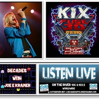 INTERVIEW WITH STEVE WHITEMAN OF KIX ON DECADES WITH JOE E KRAMER