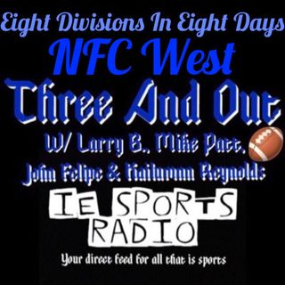 Three And Out- Eight Divisions In Eight Days: NFC West