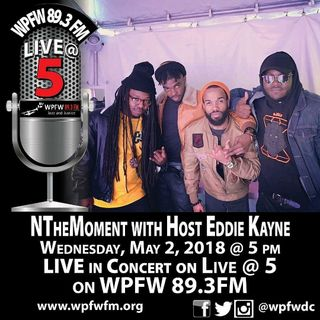 Live @ 5 feat. Eddie Kayne and NTheMoment