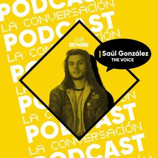 Saúl González (The Voice) y #CharlasdeCine