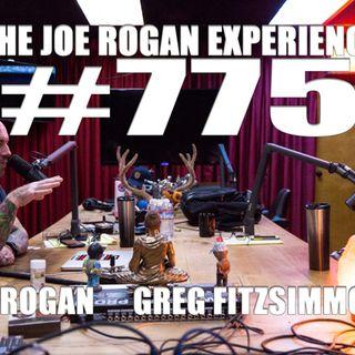 #775 - Greg Fitzsimmons