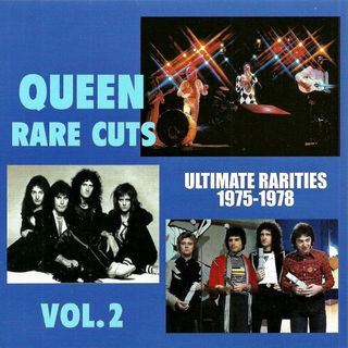 ESPECIAL QUEEN RARE CUTS VOL2 JAPAN 2012 #Queen #RareCuts #classicrock #rocknroll #stayhome #batman #mulan #ps5 #theboys #hbomax #mars2020