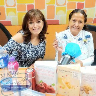 Escucha las recomendaciones de Margarita Chávez... ¡Naturalmente!