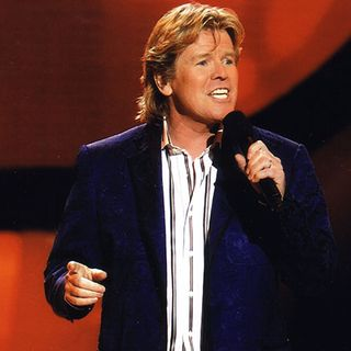 The Legendary Peter Noone From Hermans Hermits