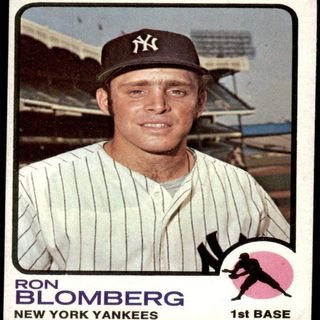 Episode 9 - Ron Blomberg (The First Designated Hitter) Pt.1