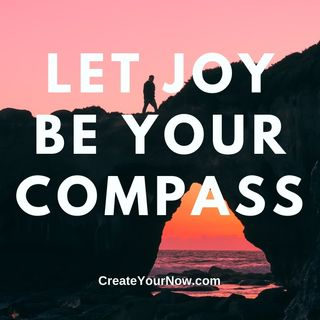 2272 Let Joy be Your Compass