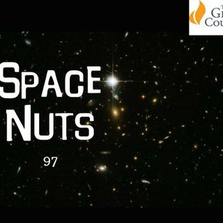 97: Is that Icarus? - Space Nuts with Dr Fred Watson & Andrew Dunkley