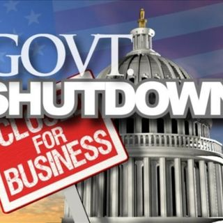 3 Ways the Government Shutdown Forecasts a Totally Boring Federal Collapse +