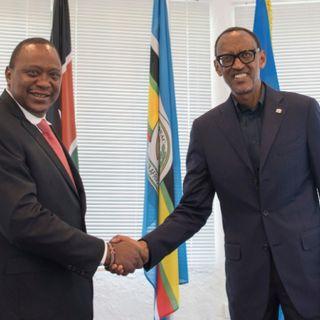 CALMIE AFRICAN DIARY: RWANDA GIFTED LAND IN KENYANew Recording (draft)