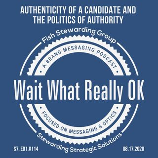 Authenticity of a candidate and the politics of authority.