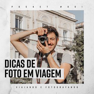 Hacks de fotos em viagem! | Pocket #01