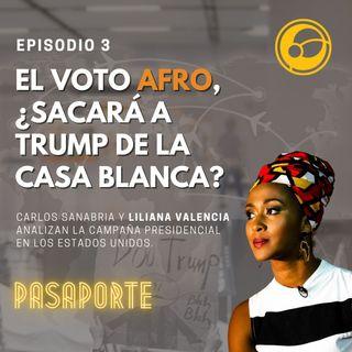 El voto afro, ¿sacará a Donald Trump de la Casa Blanca? | Episodio 3 Carlos Sanabria y Liliana Valencia