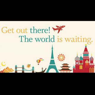 Be Brave, go abroad!