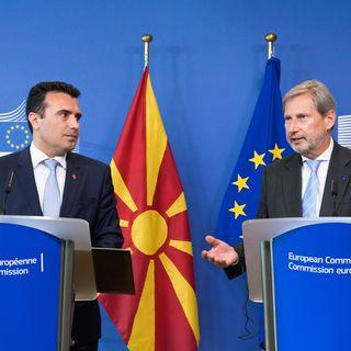 Nicola Pedrazzi - I negoziati per l'ingresso di Albania e Macedonia del Nord nell'Ue