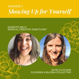 Danette Relic on Showing Up for Yourself