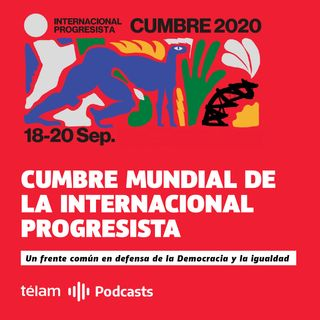 Cumbre mundial de la Internacional Progresista
