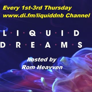 Rom Heavven -  Liquid Dreams 018 Year 2018