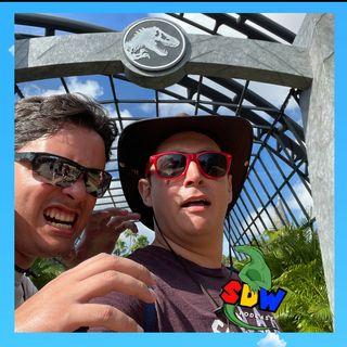 FloriDario Pt. 3: Universal Studios & Islands Of Adventure