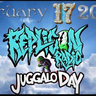 Replicon radio JUGGALO DAY CELEBRATION 2/17/20